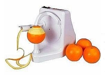 Afbeeldingen van Kronen Fruit Peeler Schälfix Pelli