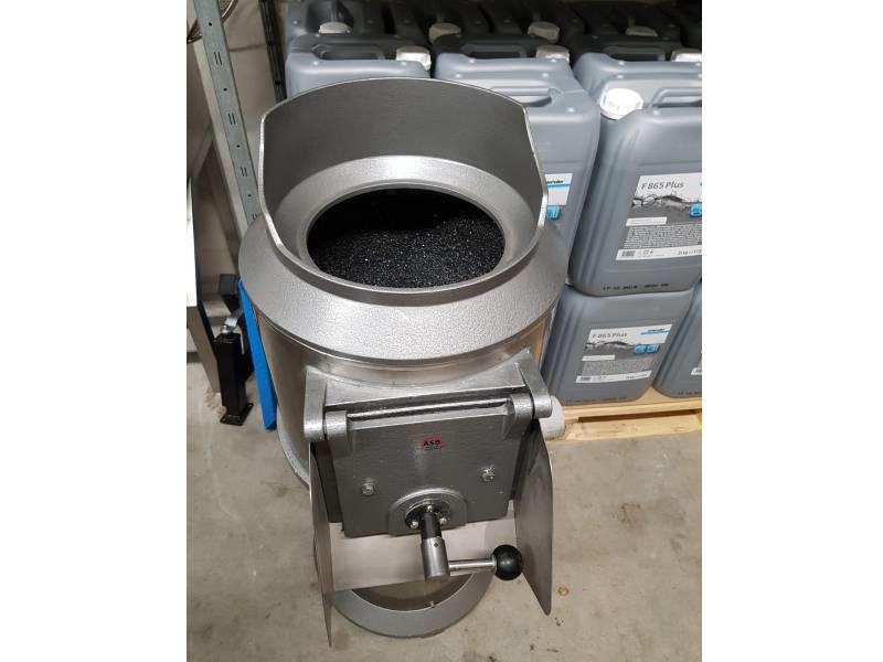 Afbeeldingen van Aardappelschrapmachine