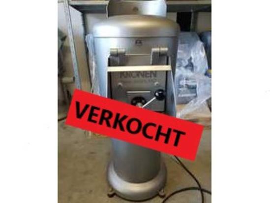 Afbeeldingen van Aardappelschrapmachine PL12