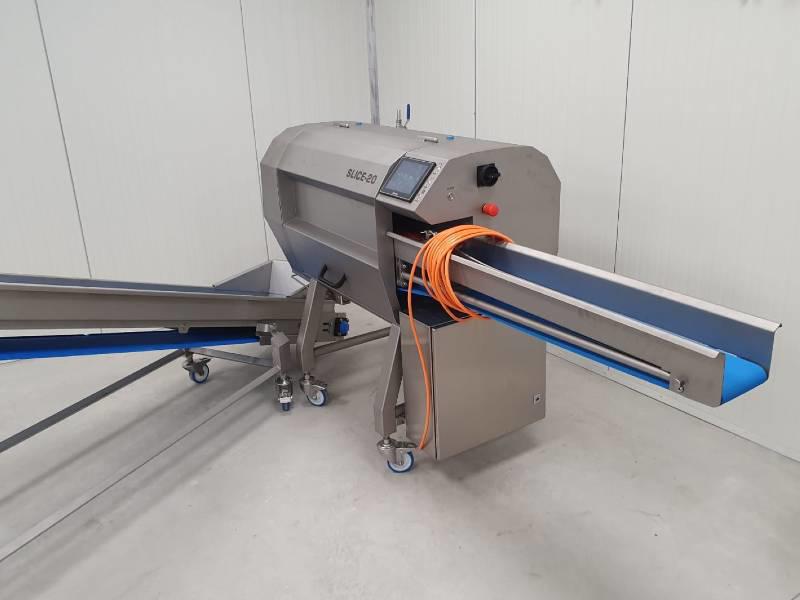 Afbeeldingen van SLICE-20 Groentesnijmachine